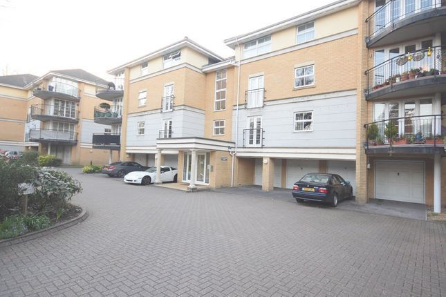 Thumbnail Flat to rent in Marlborough House, 2, Northlands Road, Banister Park, Southampton, Hampshire