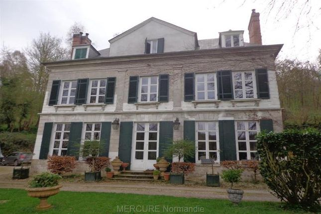Thumbnail Property for sale in Pont Audemer, Haute-Normandie, 27500, France