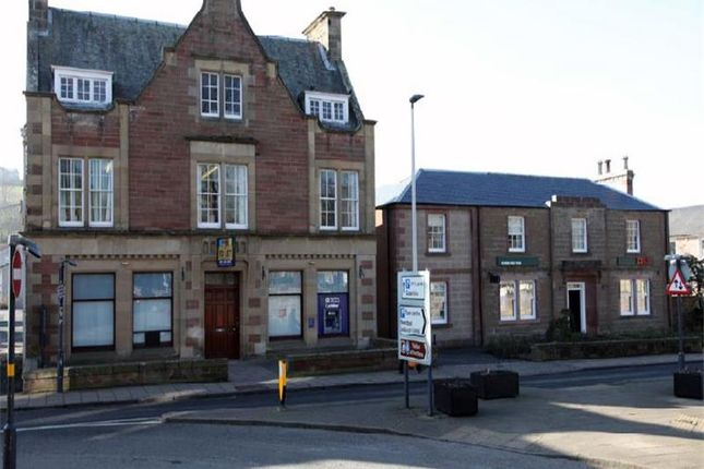 Thumbnail Retail premises to let in 1, High Street, Melrose, Roxburghshire, Scotland