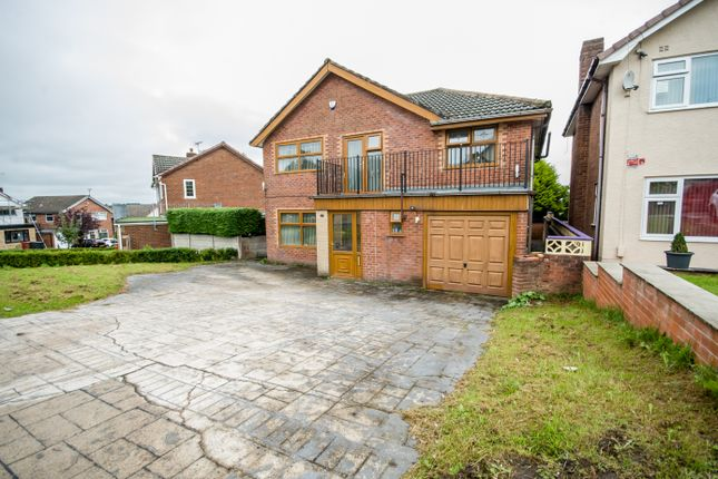 Thumbnail Detached house for sale in Goodshaw Avenue, Blackburn