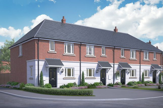 Thumbnail Terraced house for sale in Midland Road, Raunds, Wellingborough