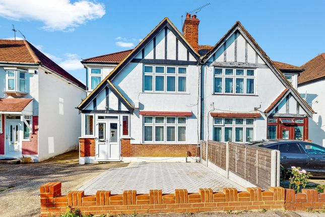 3 bed semi-detached house for sale in Carlton Avenue West, Wembley HA0