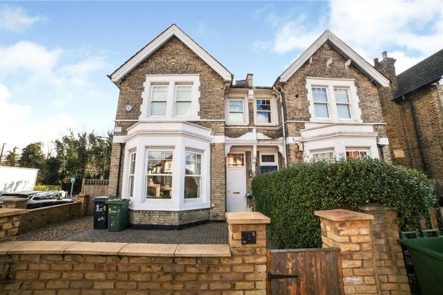 Thumbnail End terrace house to rent in Kingsmead Road, London