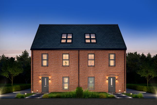 Semi-detached house for sale in Preston Road, Hull