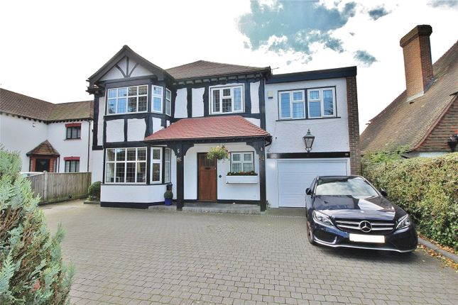 Thumbnail Detached house for sale in Poulters Lane, Broadwater, Worthing