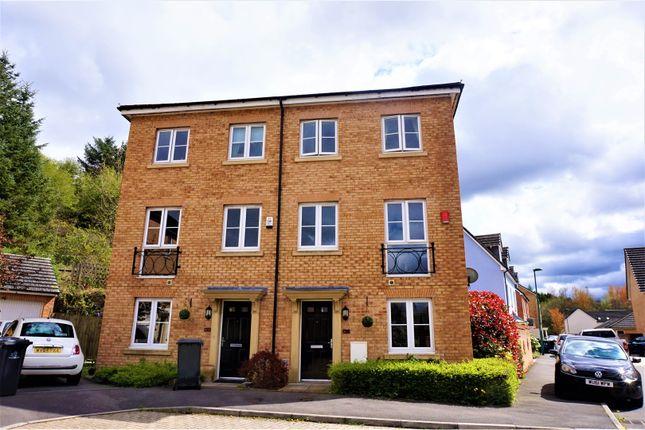 Thumbnail Semi-detached house for sale in Heol Cae Ffwrnais, Ebbw Vale