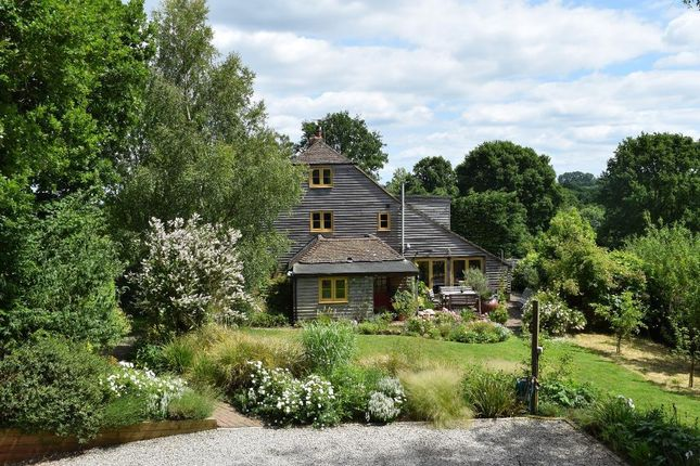 Thumbnail Semi-detached house for sale in 2 Springfield Cottages, Sopers Lane, Hawkhurst, Kent