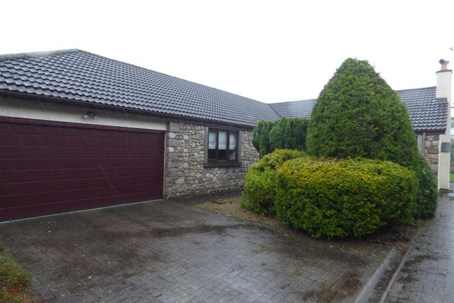Thumbnail Detached bungalow for sale in Spring Bank, Silverdale, Carnforth