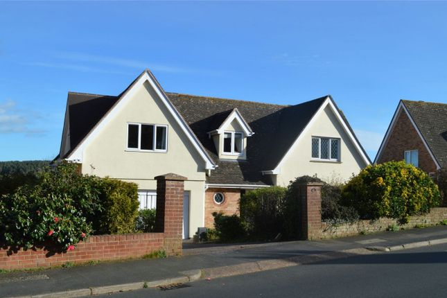 Thumbnail Detached house for sale in 84 Douglas Avenue, Douglas Avenue, Exmouth, Devon