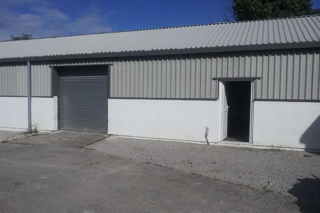 Thumbnail Light industrial to let in Unit 2/3, Schooners Business Park, Wadebridge
