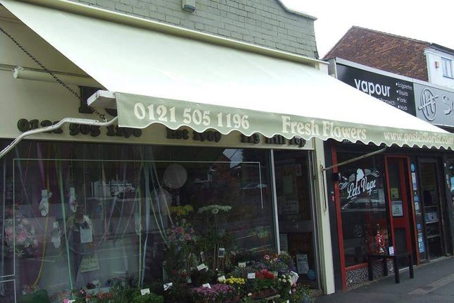 Thumbnail Retail premises for sale in West Bromwich B70, UK