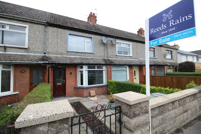 Thumbnail Terraced house for sale in Belfast Road, Bangor