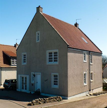 Thumbnail Semi-detached house for sale in Greenbrig Road, Kilconquhar, Fife