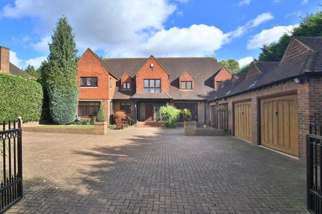 Thumbnail Detached house to rent in The Gardens, Esher