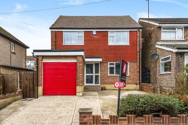 Detached house for sale in Cambridge Road, Strood, Rochester