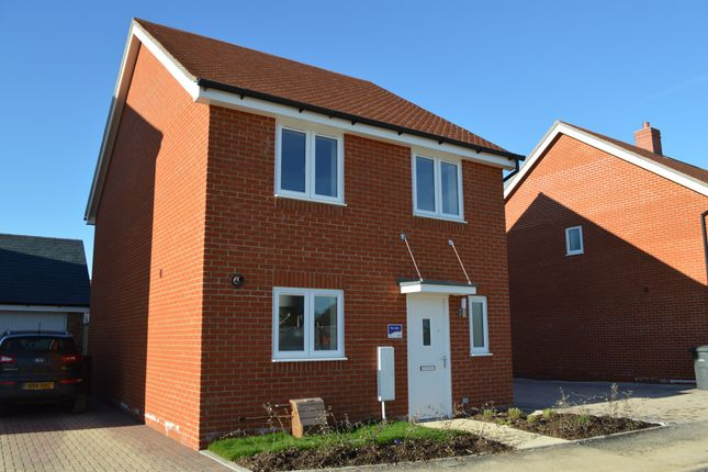 Thumbnail Detached house for sale in Cutforth Way, Romsey