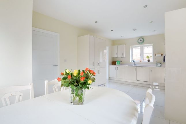 Thumbnail Detached house for sale in Hodgson Way, Gilston, Harlow