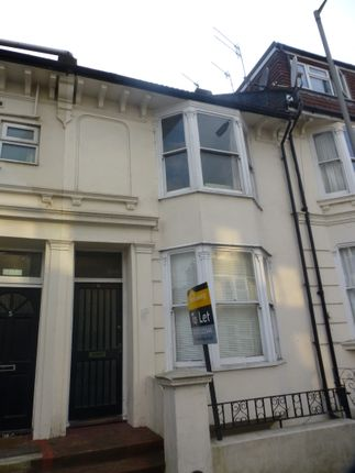 Thumbnail Terraced house to rent in Student House - Argyle Road, Brighton