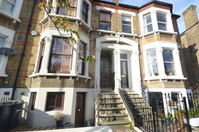 Thumbnail Maisonette to rent in Pendrell Road, Brockley, Greater London