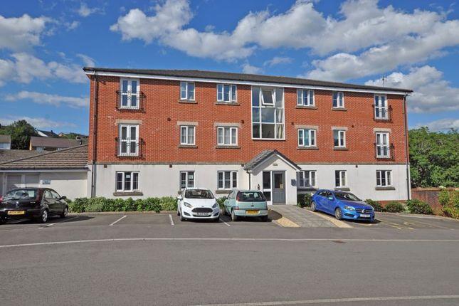 Thumbnail Flat for sale in Superb Apartment, Flavius Close, Caerleon