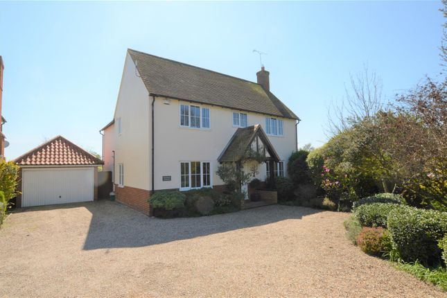 Thumbnail Detached house for sale in Lower Road, Peldon, Colchester