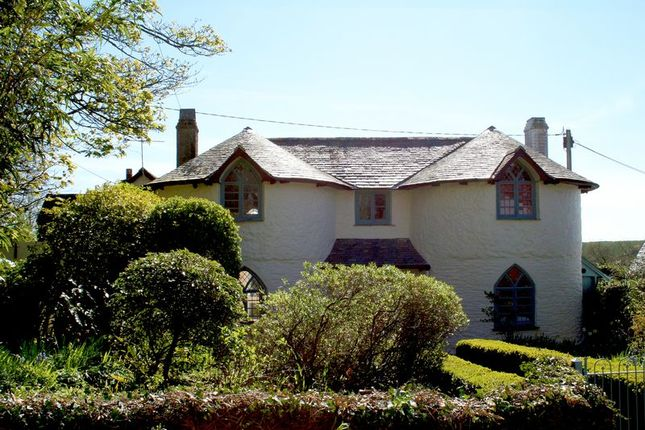 Thumbnail Detached house for sale in Philleigh, Truro