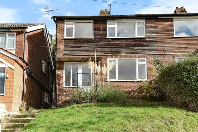 Thumbnail Semi-detached house to rent in Totteridge, High Wycombe