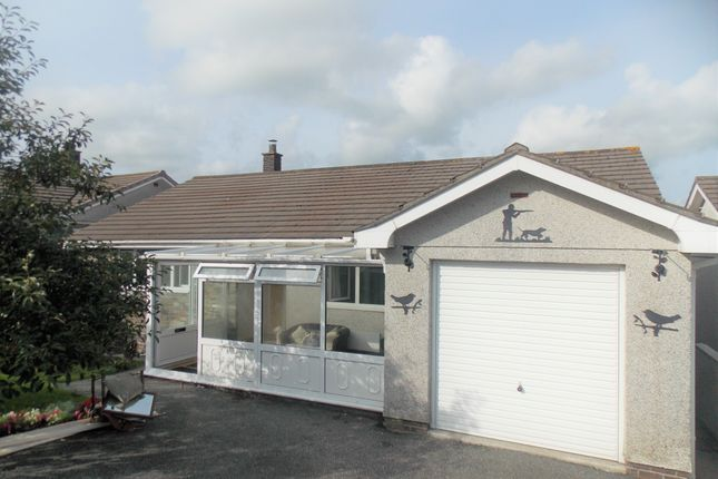 Thumbnail Detached bungalow to rent in Rosecraddoc View, Liskeard