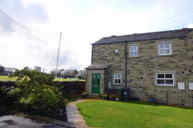 Thumbnail Cottage to rent in Boundary Court, Scholes, Holmfirth, West Yorkshire