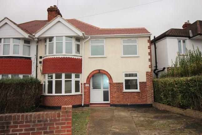 Thumbnail Semi-detached house to rent in Richmond Avenue, Feltham