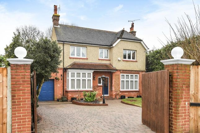 Thumbnail Detached house for sale in Guildford Road, Ash