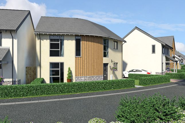 Thumbnail Detached house for sale in Plot 12, Yarners Mill, Dartington, Devon