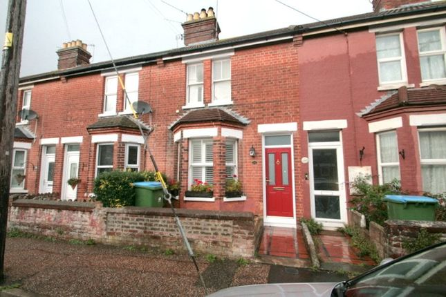 Thumbnail Terraced house to rent in Linden Road, Littlehampton