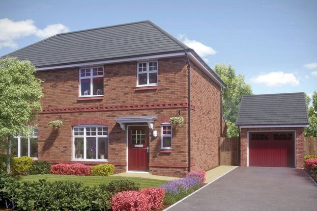 Thumbnail Semi-detached house for sale in Heathfield Lane, Wards Keep, Darlaston