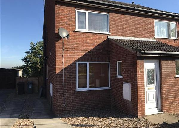 Thumbnail Semi-detached house to rent in Middlecroft Close, Leeds