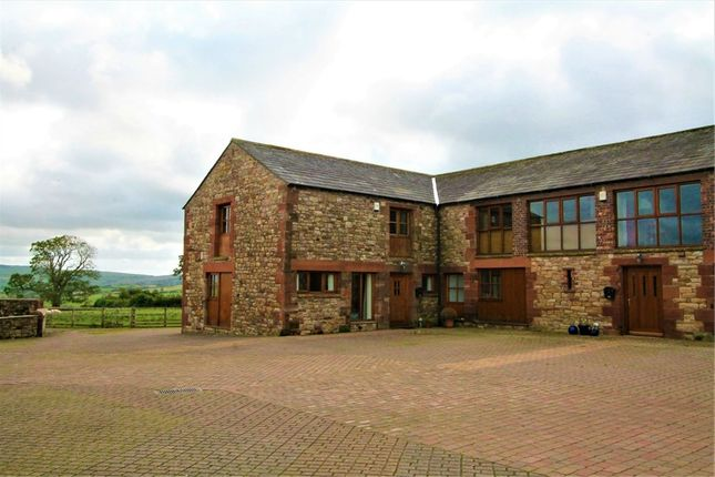 Thumbnail End terrace house for sale in Field View Barn, Whitrigg Hall, Torpenhow, Wigton, Cumbria