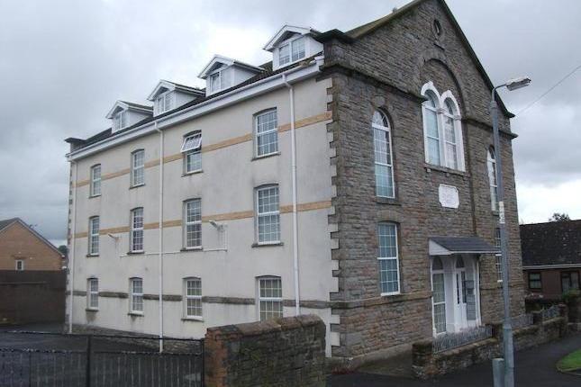 Thumbnail Flat to rent in Embankment Road, Llanelli