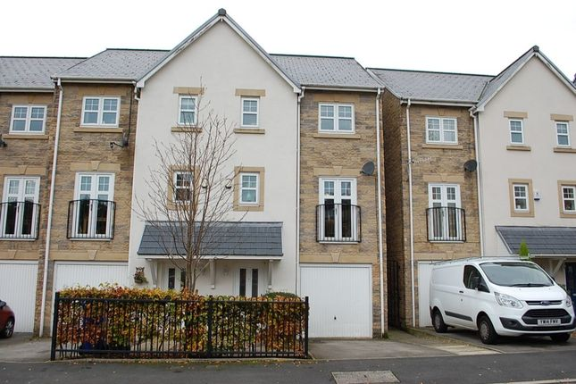 Thumbnail Semi-detached house for sale in Waters Reach, Mossley, Ashton-Under-Lyne