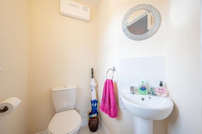 Cloakroom of Whitworth Close, Brierley Hill DY5