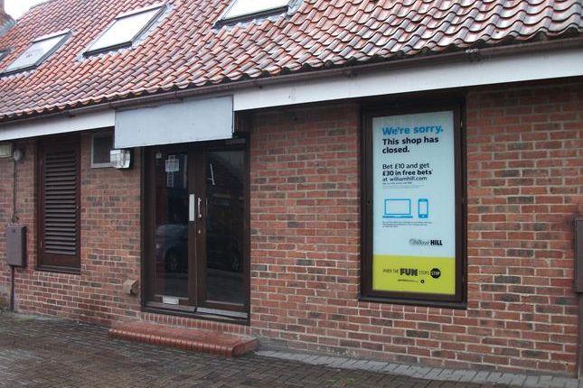 Thumbnail Retail premises to let in Unit 2, 117-119 Walkergate, Beverley, East Yorkshire