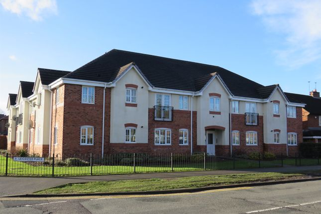 2 bed flat for sale in Wiltshire Way, West Bromwich B71