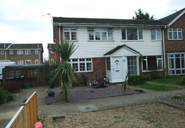 Thumbnail End terrace house for sale in Ham Hill, Snodland