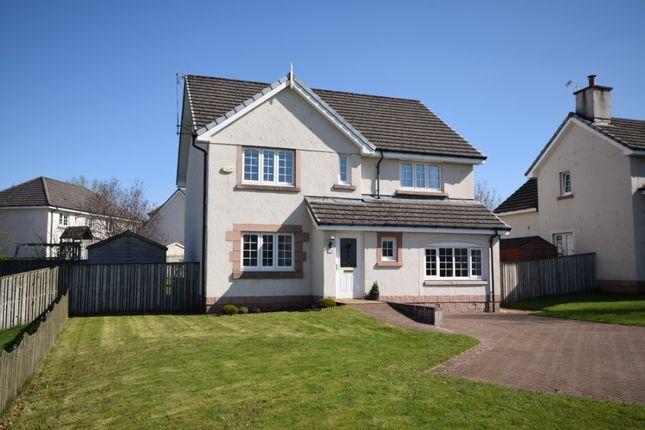 Thumbnail Detached house for sale in Alpin Drive, Dunblane, Stirling