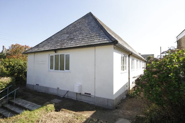 Thumbnail Detached house to rent in Helston Road, Penryn