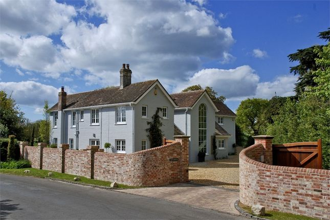 6 bed detached house for sale in Lower Pennington Lane, Lower Pennington, Lymington
