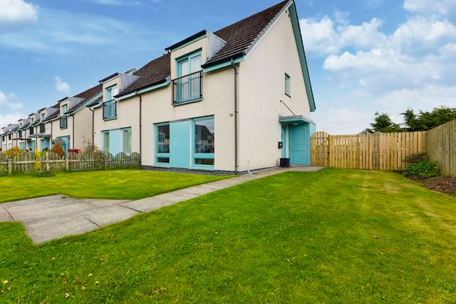 Thumbnail Semi-detached house for sale in Ballgreen Road, Biggar