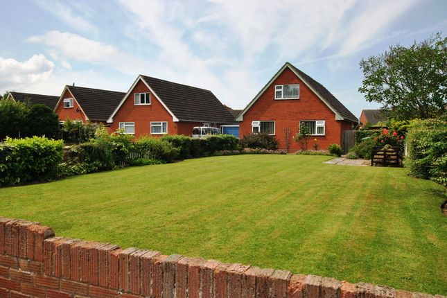 Thumbnail Detached bungalow for sale in Dee Close, Wellington, Telford, Shropshire