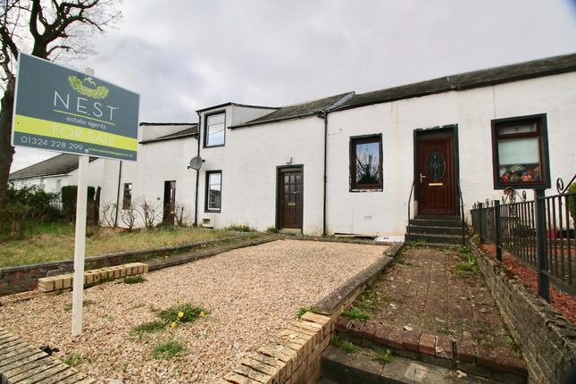 Thumbnail Terraced house for sale in 50 Main Road, Condorrat