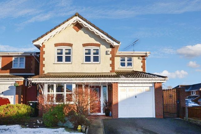Thumbnail Detached house for sale in 22 Parsonage Close, Skelmersdale