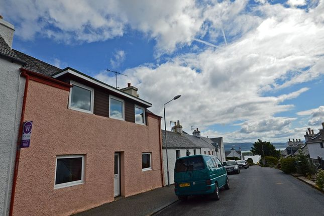 Thumbnail Terraced house for sale in Albert Street, Tobermory, Isle Of Mull
